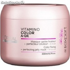 Loreal mascarilla vitamino color aox