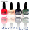 Loreal + maybelline lipsticks-nail polish - eyeline-eye shadow mix - Photo 2