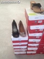Lot chaussures homme et femme DKNY