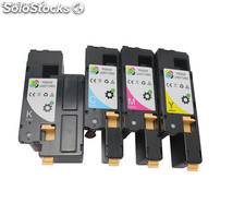 Lot de 4 cartouches Toner Dell E525W