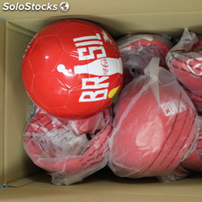 Lot de 40 ballons de foot coca cola