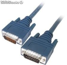 lot de 70 cables cisco cabx21mt de 3m