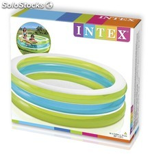 Lot de piscines gonflables INTEX