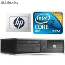 Lot des unite centrale hp desktop core 2 duo
