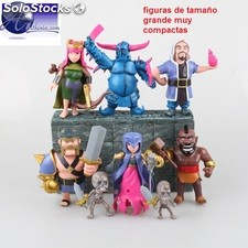 Lot figure clash of clans clash royale
