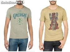 Lot t-shirts marque Energie