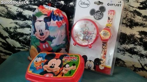 Lote 1. Mickey Mouse