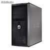 Lote 10 Uds.Dell 755 Torre Core 2 Duo 2.3 Ghz, 2048 Ram