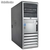 Lote 10 Uds.hp dc 5100 Torre Pentium 4 2800 Mhz com 512 Mb Ram e 80 Gb hdd,Combo