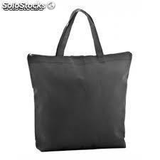 Lote 100 sacos shopper 40x35cms pretos