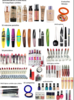 lote cosmetica 400ud