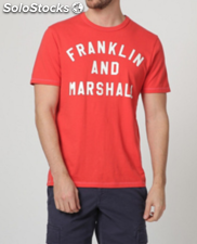 Lote de camisetas Franklin and Marshall