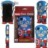 Lote de Cases para Iphone de Superheroes silicon rigido - Foto 1