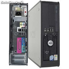 Lote de CPUs Dell Optiplex 755 sff - Core2Quad