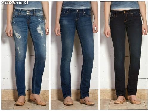 jeans Foto Ltb Lote marca mujer 2 PxW4R