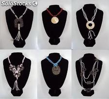 Lote Nº2 collares Coco OUTLET