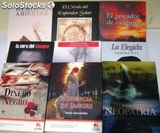 Lote Nº3 11 Libros a 3.95€unid.