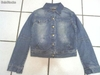 Lote roupa em jeans