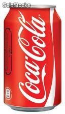 Lots de Coca Cola 330 ml