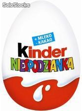 Lots de Kinder Surprise