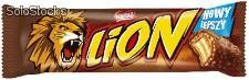 Lots de Nestle lion Barres Chocolat