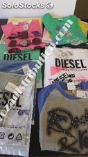 Lots de t-shirt enfant Diesel