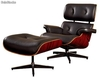 Lounge Chair Eames con ottoman