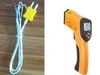 Low cost infrared thermometer 1300c degree