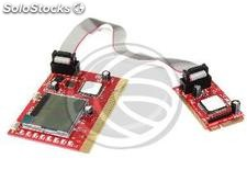 Lpc pci Diagnostic Card miniPCI miniPCIe (FT05)
