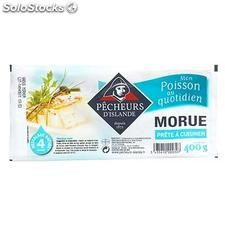 Lpi filets morue pac 400GR