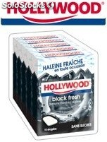 Lt 5X10 dragees black fresh hollywood
