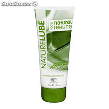 Lubricante base acuosa naturelube con aloe vera 30ML