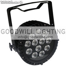 Luces discoteca LED PAR Light 12x5-en-1