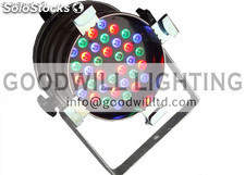 Luces discoteca led par Light 36x3W rgb