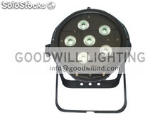 Luces discoteca LED PAR Light 6x4-en-1