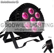 Luces discoteca LED PAR Light 7x4-en-1