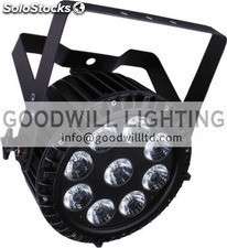 Luces discoteca LED PAR Light 9x3-en-1