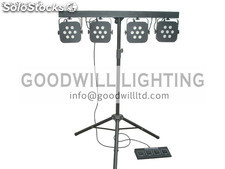 Luces discoteca led par Light Set