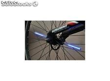 Luces led bicicleta wireles