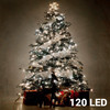 Luci di Natale Bianche (120 LED)