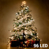 Luci di Natale Bianche (96 LED)