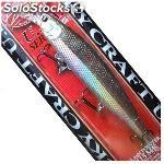 Lucky craft gunfish 115 sp al clear water