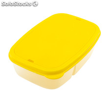 Lunch Box Griva Yellow S/T