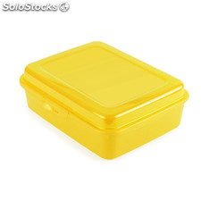Lunch Box Virky Yellow S/T