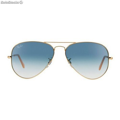 Lunettes de soleil Unisexe Ray-Ban RB3025 001 3F (55 mm) 11eacfa01f94