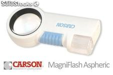 Lupa 11x led magniflash? - cp-40 carson optical