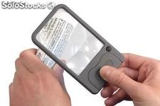 Lupa bolsillo pocket magnifier? - pm-33 carson optical