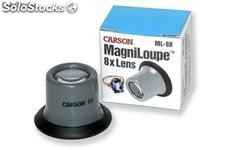 Lupa relojero 8 x magniloupe? - ml-88 carson optical
