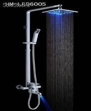 Luxury led Shower Set(led ducha Set de lujo)