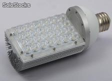 Luz de calle led urbano , rural , vial , Lamparas Luz led e40/e27. Ip65, 24w